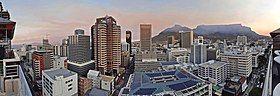 Cape Town CBD Skyline