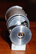 Theodore Maiman's laser