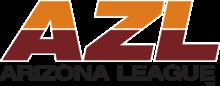 Arizona League wordmark.png
