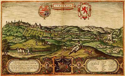 Limbourg Stadt Civitatis Orbis Terrarum Bd2 1575.jpg