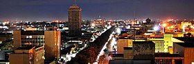 Lusaka, Zambia at Night.jpg
