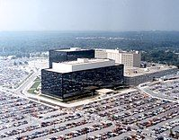 National Security Agency headquarters, Fort Meade, Maryland.jpg