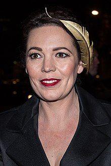 Olivia Colman at Moet BIFA 2014 (cropped).jpg