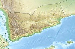 Sanaa is located in Yemen