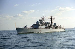 HMS Birmingham (D86)