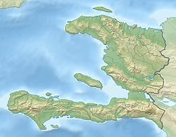 2010 Haiti earthquake is located in Haiti