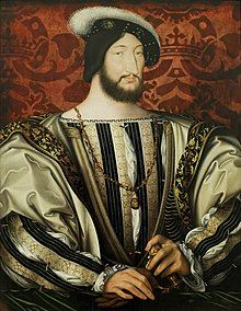 Portrait of King Francis I in his thirty-sixth year