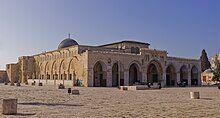 Israel-2013-Jerusalem-Temple Mount-Al-Aqsa Mosque (NE exposure).jpg