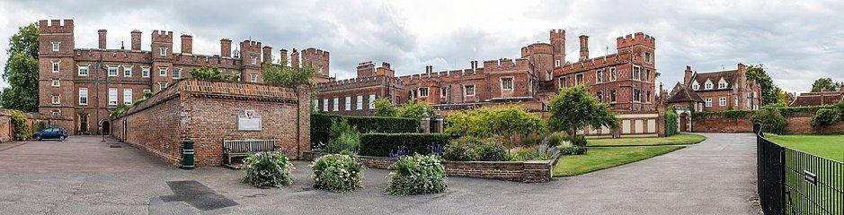 Eton College, Provost's Garden