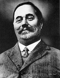 Photograph of Stjepan Radić
