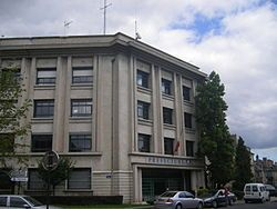 位于穆兰的省会大楼