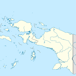 Approximate location where Maybrat is spoken