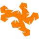 Pentakisdodecahedron net.png
