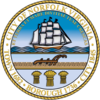Official seal of Norfolk, Virginia