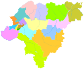哈尔滨市行政区划