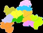 Administrative Division Yichun (Jiangxi).png