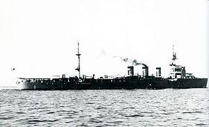 名取号,1922年摄于长崎