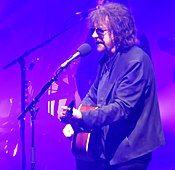 Jeff Lynne performing in 2016