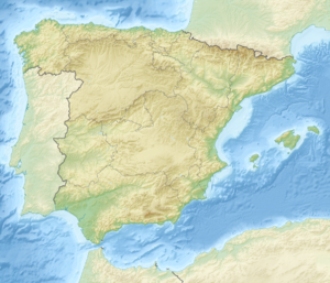 Alicante is located in Spain