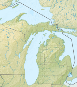 Detroit is located in Michigan