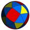 扭棱立方体