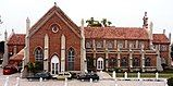 Complete view of left elevation of Christ Church, Rawalpindi from adjoining school.jpg