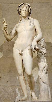 古罗马时期的狄俄倪索斯雕像[注 1]