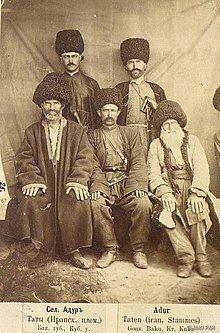 Tat people from Adur (Azerbaijan).jpg