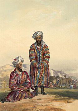 Mirza Abdulhuq and Rustom Beg in 1841.jpg