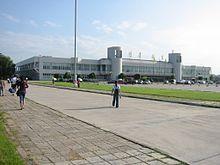옌지 차오양촨 공항.jpg