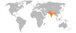 1936年英属印度