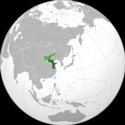(前中华民国,现中国台湾省)南京国民政府 (1940–1945)  蒙疆联合自治政府