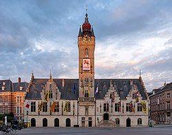 Dendermonde City Hall and Belfry