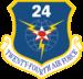 Twenty-Fourth Air Force - Emblem.png