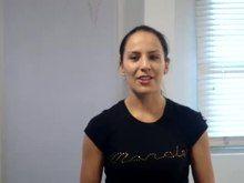 File:WIKITONGUES- Mirela speaking Bosnian.webm