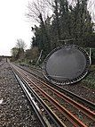 Trampoline on the Tracks