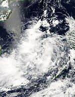 Tropical Depression Falcon 09 July 2003 0545z.jpg