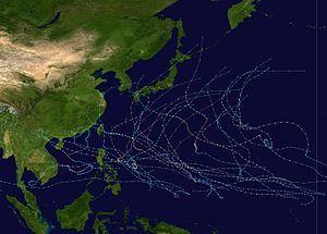 1992 Pacific typhoon season summary.jpg