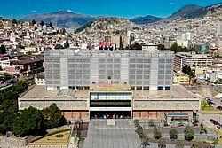 Fachada de la Asamblea Nacional, Quito, 20 de agosto de 2019 - 04.jpg