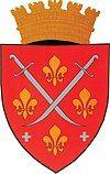 Official seal of Florești