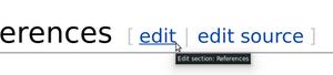 VisualEditor - Section edit links-en.png