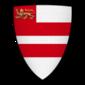 """K-009-Coat of Arms-LANCASTER-John de Lancaster (""""Johans de Langcastre"""").png"""