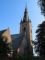Quiévrain: St Martin's church (16th century)