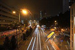 Cheung Sha Wan Road at night.jpg