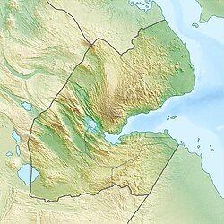 Djibouti is located in Djibouti