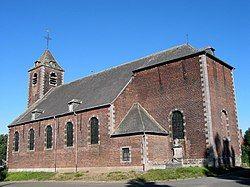 Jurbise: St Eloi's church