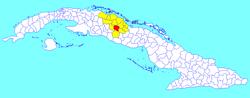 圣克拉拉的位置