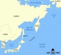 Sea of Okhotsk, Kamchatka, Alaska
