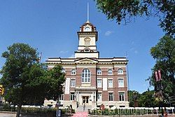St Boniface City Hall Building