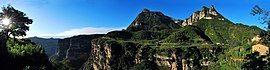 Taihang Mountains 太行山 - panoramio.jpg